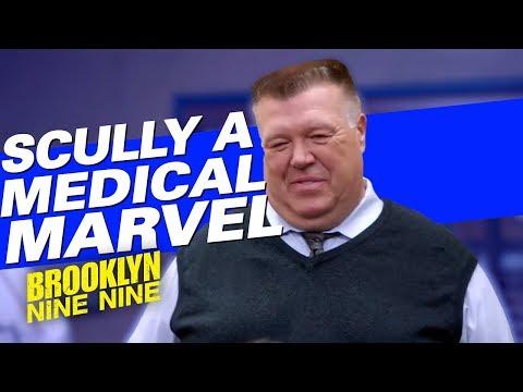Scully A Medical Marvel Brooklyn Nine Nine