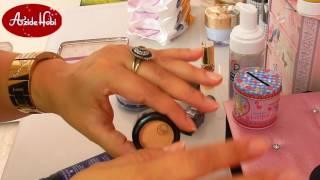 Yeni  kozmetikler makyaj / Azide Hobi