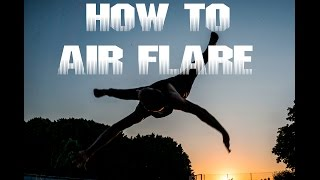 How to AIRFLARE