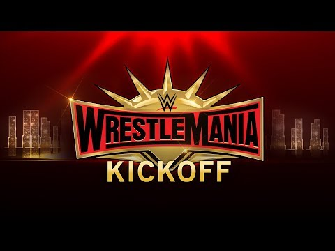 Xxx Mp4 WrestleMania 35 Kickoff April 7 2019 3gp Sex