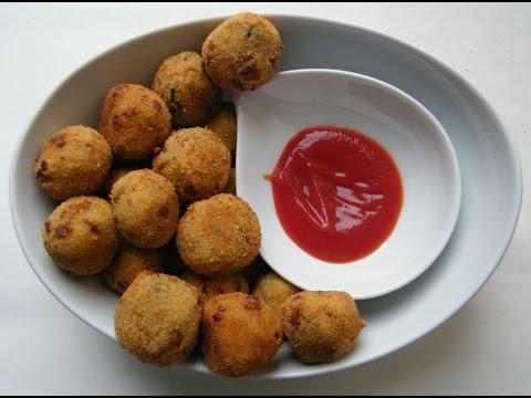 Potato Balls ഉരുളകിഴങ്ങ് ബോള്സ്