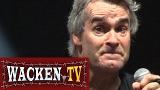 Henry Rollins - Spoken Word - Full Show - Live at Wacken Open Air 2013