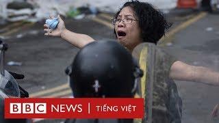 Vì sao Hong Kong biểu tình lớn chưa từng thấy? - BBC News Tiếng Việt