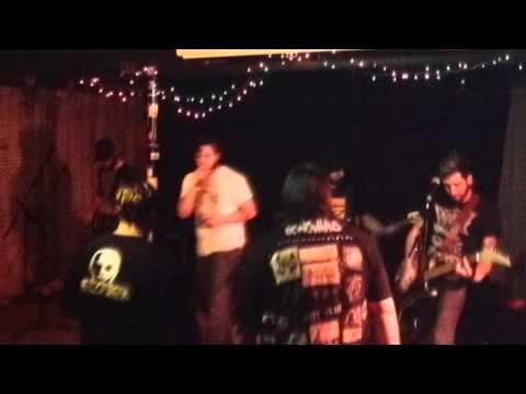 Xxx Mp4 DESTRUCTIVE GUERRILLA FORCE Pig Town At Frontier Bar Austin Tx February 9 2013 3gp Sex