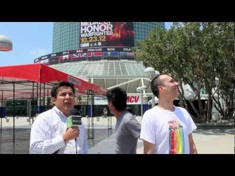 OXM llega al E3 2012