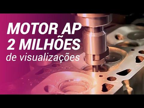 Motor AP Retífica completa de cabeçote