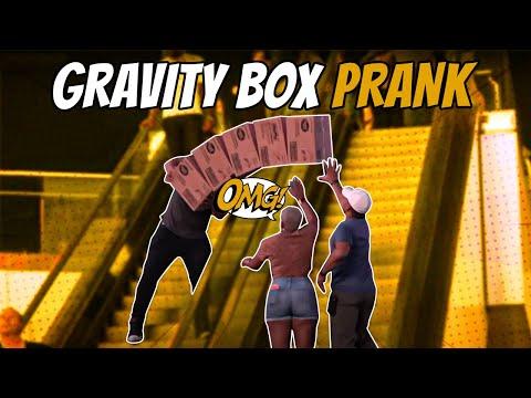 Gravity Box Prank