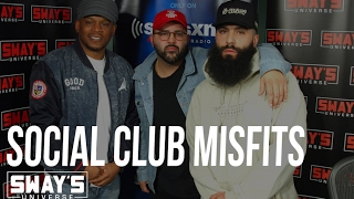 Social Club Misfits Interview: From Trafficking Drugs to Creating Christian Hip-Hop