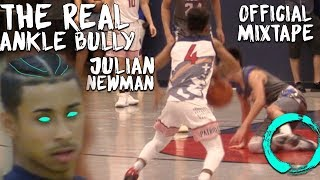 Julian Newman is the REAL ANKLE BULLY! Official Sophomore MIXTAPE!
