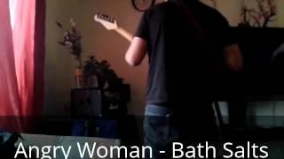 Angry Woman - Bath Salts