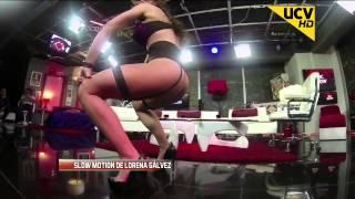 El slow motion de Lorena Gálvez