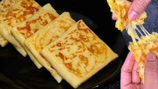 Chicken Cheese Crepes Cheesy Juicy Kids Favorite Lunch or Snack by (HUMA IN THE KITCHEN)