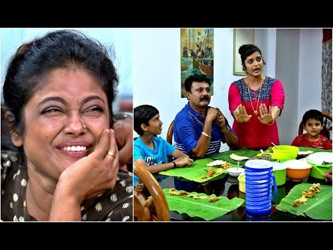 Xxx Mp4 Thatteem Mutteem Ep 08 Arjunan Mohanavalli Wants To Have Sadhya Mazhavil Manorama 3gp Sex