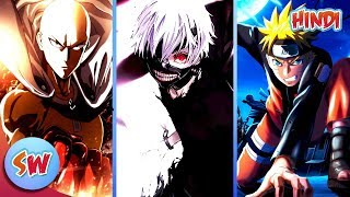 Top 10 Action Anime of All Time   Explained in Hindi   Anime in hindi