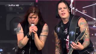 QUEENSRYCHE - 10. Queen Of The Reich Live @ Wacken 2015 HD AC3