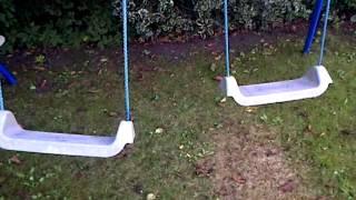 ghost swings (sreaming boy)