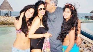 Jhanvi Kapoor gives tough competition to mother Sridevi in bikini