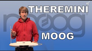 MF#41 MOOG THEREMINI teardown and how it works