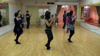 I'M ALIVE - Line Dance (Walk Through & Dance)