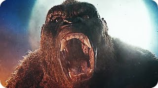 KONG: SKULL ISLAND Trailer 2 (2017) King Kong Movie