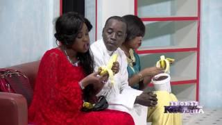 RUBRIQUE ABBÉ FAYE dans KOUTHIA SHOW du 13 Mars 2017