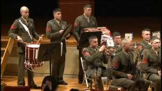 USMC III MEF Band Performed