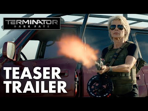 Xxx Mp4 Terminator Dark Fate Official Teaser Trailer 2019 Paramount Pictures 3gp Sex