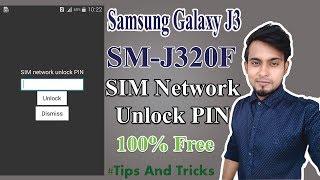 Samsung J3 (J320F) Network Unlock Done By Z3x Crack Free Solution