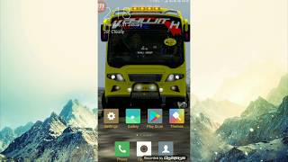 BUSSID Tutorial-How To Download Kerala KBS Bus Mods and Skins||Android Game||Team KBS