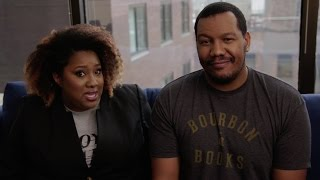 Shut Your Damn Mouth with Ashley and Travon | Full Frontal with Samantha Bee | TBS