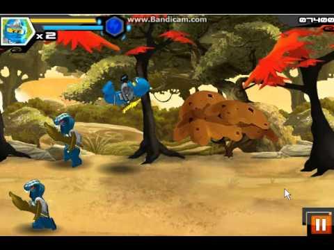 Games Ninjago Spinjitzu Snakedown Part 1