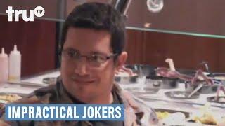 Impractical Jokers - Guys Steal Food Off People