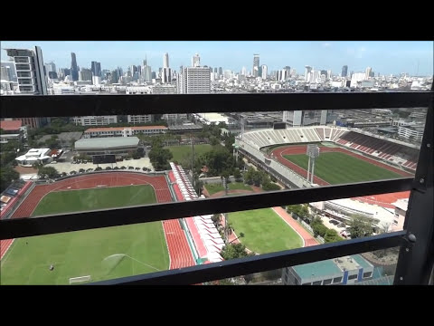 Russian Girl in Thailand. My Room in Bangkok