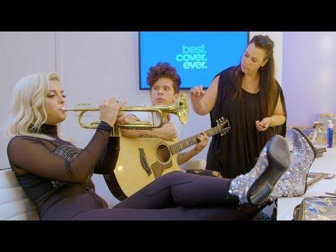Weird Jam with Bebe Rexha Rudy Mancuso