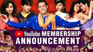 Membership Announcement - Rajshri - Click On The Join Button NOW