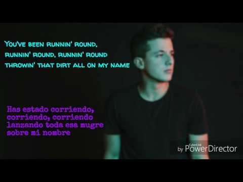 Attention Atención Lyrics español english Charlie Puth