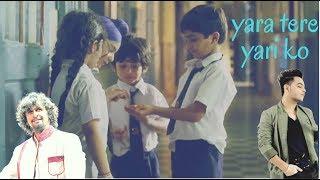 Yara Tere Yari Ko | Despacito | Mashup | Sonu Nigam, Honey Singh, Millind Gaba | LYRICS | HD 1080p