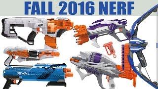 ... NERF RIVAL PHANTOM CORPS HADES XVIII-6000 Blaster
