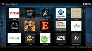 Watch Persian Live TV IPTV Channels with M3U Server NS32 Add-On