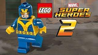 LEGO Marvel Super Heroes 2 pre-order minifigure revealed!