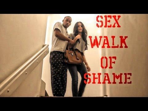 Sex Walk Of Shame