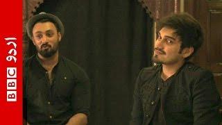 Umair Jaswal and Uzair Jaswal Interview.BBC Urdu