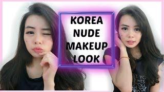 Angel's:Korea Nude Makeup(用不厉害的华语教学)