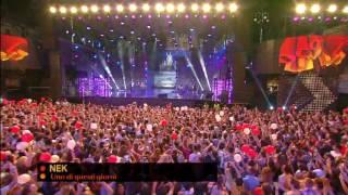 Nek - Uno di questi giorni (Live)