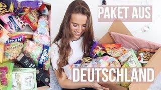 Paket aus Deutschland unboxing/Internat//Hannah