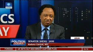 "R-APC: ""We Are Out Of Egypt"" Sani Flays APC Leadership |Politics Today|"