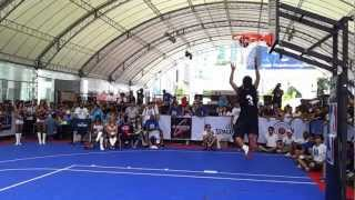 NBA 3X Thailand 2012 - G-Shock Slam Dunk Contest