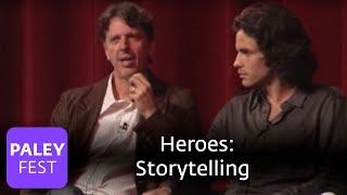 Heroes - Tim Kring on Heroes' Storytelling (Paley Center, 2007)