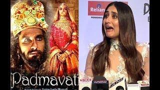 Kareena Kapoor WALKS AWAY when asked about Padmavati Controversy