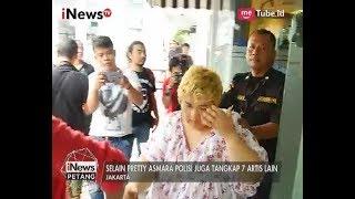 Pretty Asmara & 7 Artis Lain Ditangkap Usai Pesta Narkoba di Hotel - iNews Petang 18/07